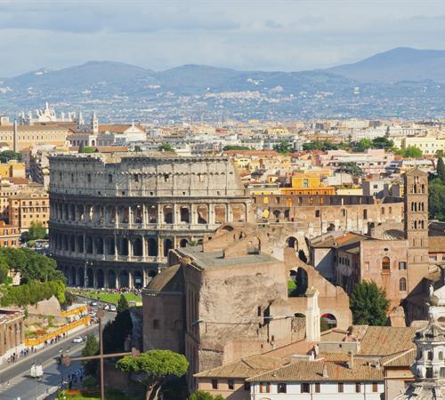 Řím a Vatikán - BBB - bus, bed, breakfast