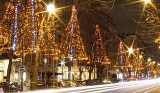 Silvestr v Paříži - klasický oblíbený program
