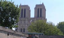 Adventní Paříž - letem světem