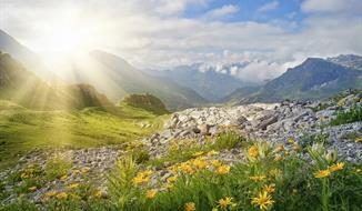 Velikonoční Švýcarsko-země sýrů, čokolády a horských velikánů