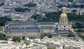 Velikonoční Paříž - město lásky