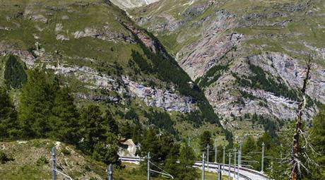 Švýcarsko - země sýrů, čokolády a horských velikánů
