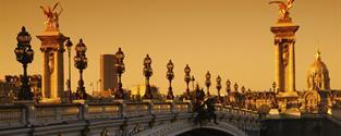 Paříž - letem světem