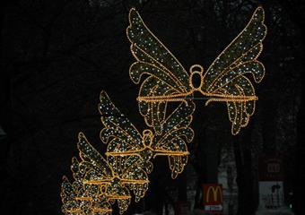 Vánoce ve Vídni