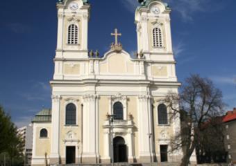 Advent a čerti v Mariazell