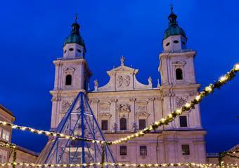 Kouzlo Vánoc v Salzburgu