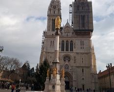 Adventní Chorvatsko - Zagreb