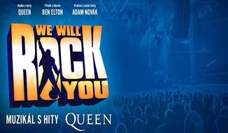 muzikál We will Rock You - QUEEN
