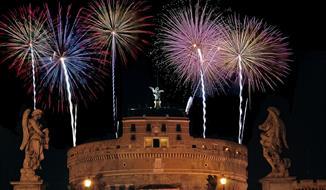 Silvestrovský Řím - Vatikán-silvestr tentokrát efektivně