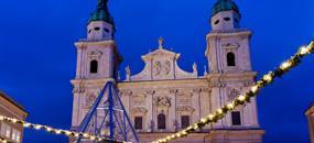 Advent-Kouzlo Vánoc v Salzburgu