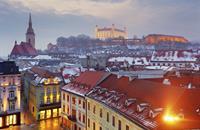 Předvánoční Bratislava s koupáním v Aquaparku Senec