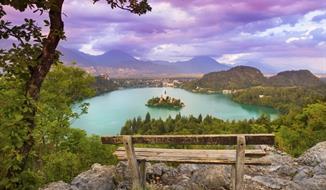 Výběr z krás Slovinska