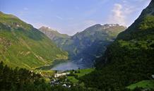Norsko - největší přírodní skvosty, fjordy a ledovce