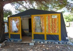 Kemp BOBAN - karavany LUX