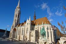 Budapešť a termální lázně