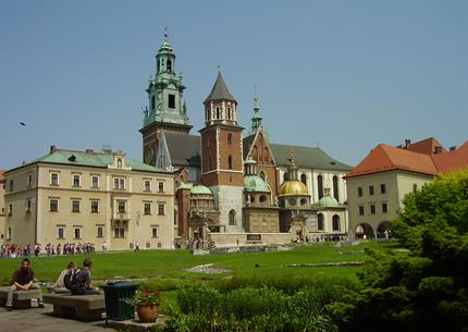 Krakow a solný důl Wieliczka