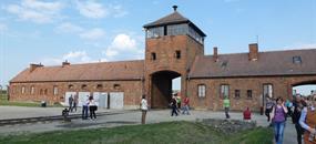 Osvětim - koncentrační tábor