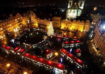 Adventní Praha a Karlštejn