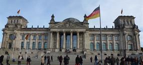 Berlín a festival světel