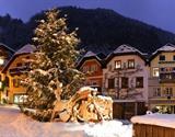 Adventní Bad Ischl a Hallstatt