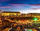 Advent na zámku Hof a čokoládovna Hauswirth s návštěvou Bratislavy