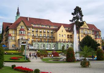 Nákupy Kudowa Zdroj a Broumovský klášter