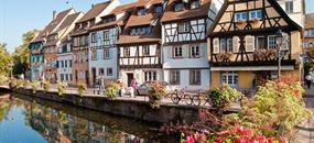 Štrasburk a Alsaská vinná stezka