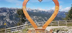 Přírodní krásy Slovinska, Terst a zámek Miramare
