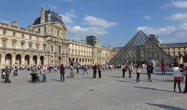 Podzimní prázdniny v Paříži a zámek Versailles