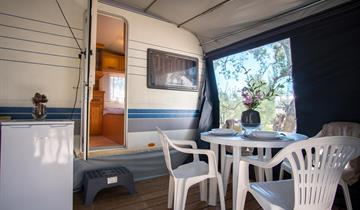 Kemp WILLIAMS - karavany LUX KLIMA