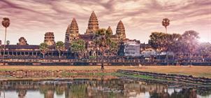 Vietnam, Kambodža **