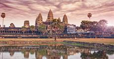 Vietnam, Kambodža