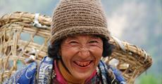 Bhútán, Sikkim, Dardžiling, Nepál