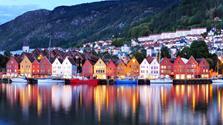Norsko - zlatý trojúhelník