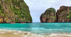 Thajsko - nejkrásnější moře Asie