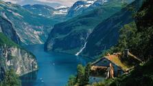 Island, Norsko