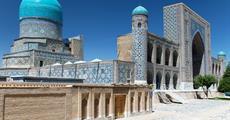 Hedvábnou cestou do Persie