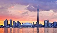 Toronto, Niagara, New York