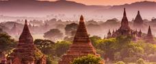 Barma - země zlata a buddhismu