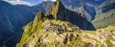 Peru, Bolívie, Amazonie