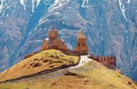 Ázerbájdžán, Gruzie, Arménie, Karabach