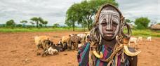 Etiopie - velký okruh