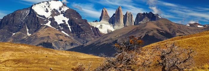 Patagonie, Ohňová země + luxusní plavba
