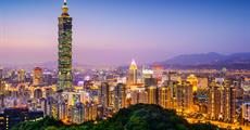 Taiwan, Hongkong, Macao a pláže na Filipínách