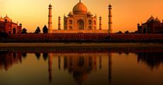 Indie – zlatý trojúhelník