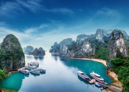 Vietnam ze severu na jih