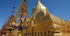Nejkrásnější památky světa - Angkor Wat, Bagan, Luang Prabang