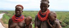 Etiopie velký okruh + Džibutsko