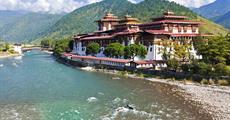 Bhútán, Sikkim, Dardžiling