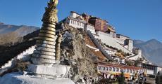 Čína, Tibet